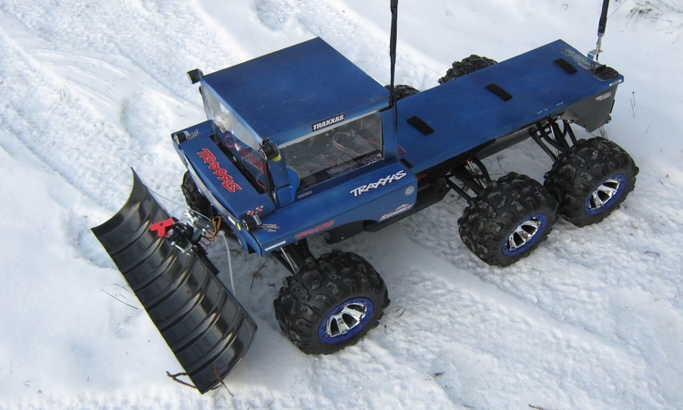 How To Make DIY RC Snow Plows With 4 Easy Steps?