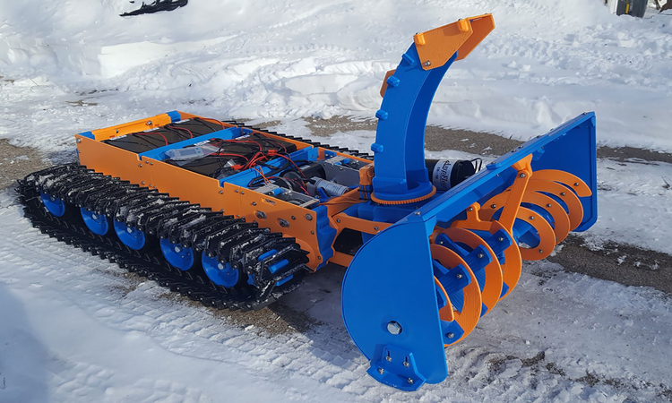 How to Make A Remote Control Snow Blower? [5 Easy Steps]